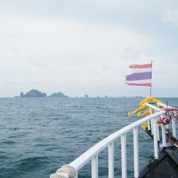 タイでダイビング&海洋環境保護 水野萌衣
